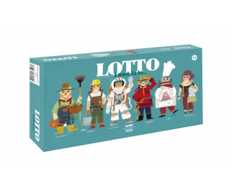Londji  -  gra Lotto  -  i Want to be Lotto