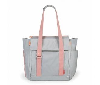 4379540aca1ac skip hop - torba do wózka - torebka dla mamy Fit All-Access Platinum/